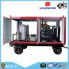 40000 Psi Diesel Engine Drive High Pressure Piston Pump