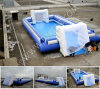 Newest Inflatable Football Pitch, Portable Football Field, Inflatable Football Arena for Sale B6069