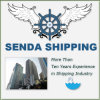 Shipping Agent for Sea Shipment