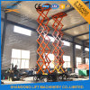 Outdoor Portable Hydraulic Scissor Man Lift Work Platform with Ce