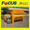 Long Serving Life Js1500 Compulsory Twin Shaft Concrete Mixer