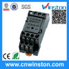 General Purpoe Mini PCB Automatic Plastic Solid State Relay Socket