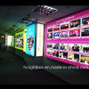 LED Display Fabric LED Poster Light Box Outdoor Advertising Frames