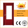 Top Quality Economic Toilet Wooden Doors Price (SC-W034)