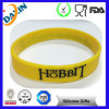 Personalized Shape Rubber Wristband Silicone Bracelet
