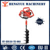 Hand Operated Earth Auger with Quick Delivery