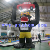 Large Scale Gorilla Inflatable Cartoon Model