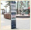 Modulex Wayfinding Sign/Street Direction Pylon Board