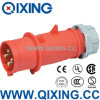 Qixing High-End Type Industrial Plug IP44 400V 16A 4p (3P+E) Featured Product