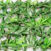 Synthetic Plastic Artificial Plants Garden Fence