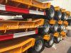 Excavator Transportation Gooseneck Low Bed Semi Trailer 3 Axles