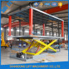 Cheap Double Platform Scissor Used Car Lifts