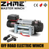 4WD off Road 12500lbs Wire Rope Electric Winch