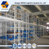 Pallet Racking Supported Heavy Duty Mezzanine Rack with Flooring