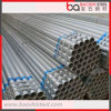 Welded Galvanized Round Carbon Steel Pipe for Building Material