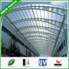 Clear Plastic Polycarbonate Greenhouse Roofing Hollow Sheets PC Solid Panels