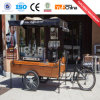 High Quality Electric Fast Food Tricycle/Coffee Vending Cart