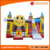 Inflatable Jumping Combo with Slide Crayon Land Bouncy Castle (T3-107)