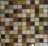 Decorative Building Material Glass Mosaic Tile Wall Tile