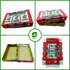 High-Quality Banana Carton Packaging Box, Fresh Fruit Corrugated Box Packaging (FP0200010)
