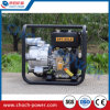 3 Inch Sewage Diesel Trash Water Pump with 6HP Engine