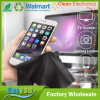 Black and Grey Microfiber Cleaning Cloths for All LCD Screens