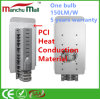 150W IP65 COB LED Street Light with PCI Heat Conduction Material