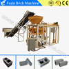 High Capacity Semi Automatic Concrete Block Making Machine