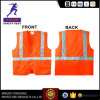 Safety Garment with High Visibility Reflective Tape