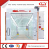 Professional Reliable Advanced Truck/Bus Spray Painting Baking Booth Garage Machine