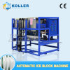 Koller Automatic Ice Block Machine with Lifting System for Food & Drinks