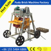 Block Machihne Manufacturer Qt40-3b Mnual Cement Block Making Machine