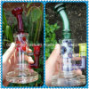 Shining Colorful Chronic Faberge Percolator Glass DAB Oil Rig