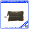 Ladies Leisure Casual Canvas Clutch Bag for Daily Life