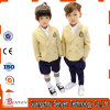 Custom Design Kids Children School Uniform with Three-Piece (Jacket+Pants/Skirt+Shirt)