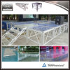 High Quality Retractable Plexiglass Stage Platform for Event
