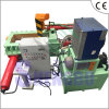Automatic Scrap Metal Shavings Cat Iron Baling Machine