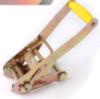 Ratchet Buckle for Lashing Belt Long Plastic Handle