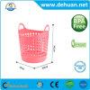 Colored/ Rolling Plastic Laundry Basket Size 35*35cm/40*40cm