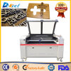 China Reci 150W 20mm Die Board Wood CO2 Laser Cutter