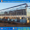 Promotion Venlo PC Sheet Greenhouse with Hydroponic System