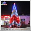 Customize 20FT 30FT 40FT 50FT Large Giant Outdoor Christmas Tree with LED Ball for Shopping Center