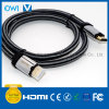 HDMI 19 Pin Plug-Plug Cable for 4K & HDTV with Cotton Braiding