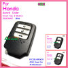 Smart Key for Honda Accord Crider with 3 Buttons 313.8MHz Blue Color Fccidkr5V1X