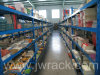 Warehouse Metal Medium Duty Rack with Laminate for Storage System