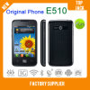 Android 2.3 Original GPS Optimus Hub E510 with 3.5 Inches Touch Screen and 5MP Camera Smart Mobile Phone