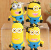 Despicable Me Silicone Minion Keychain (2D)