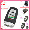 Auto A4l Q5 A6l A8l Smart Key Shell for Audi 4 Buttons with Battery Holders