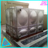 Ss 316 SS304 Shape The Stainless Steel Water Tank for Water Treatment