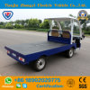 Zhongyi Brand 2 Ton Electric off Road Loading Truck with Ce Certificate
